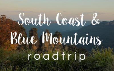 3 Day Roady: South Coast / Blue Mtns