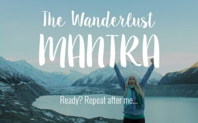 The Wanderlust Mantra