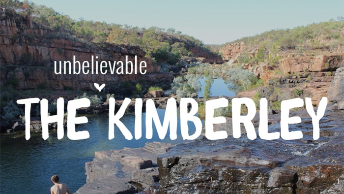 The Kimberleys – HUGE mini 4wd trip